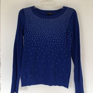 EXPRESS sparkling sweater
